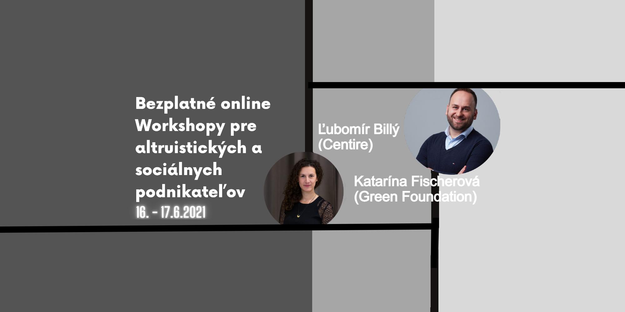 Online workshopy pre sociálnych podnikateľov cielili na sieťovanie a vzájomnú podporu