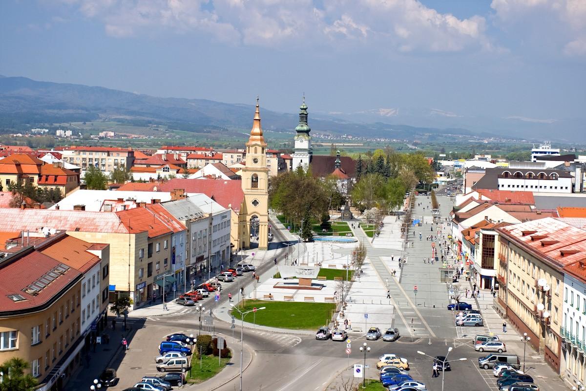 Rozšírenie služieb Kancelárie prvého kontaktu mesta Zvolen