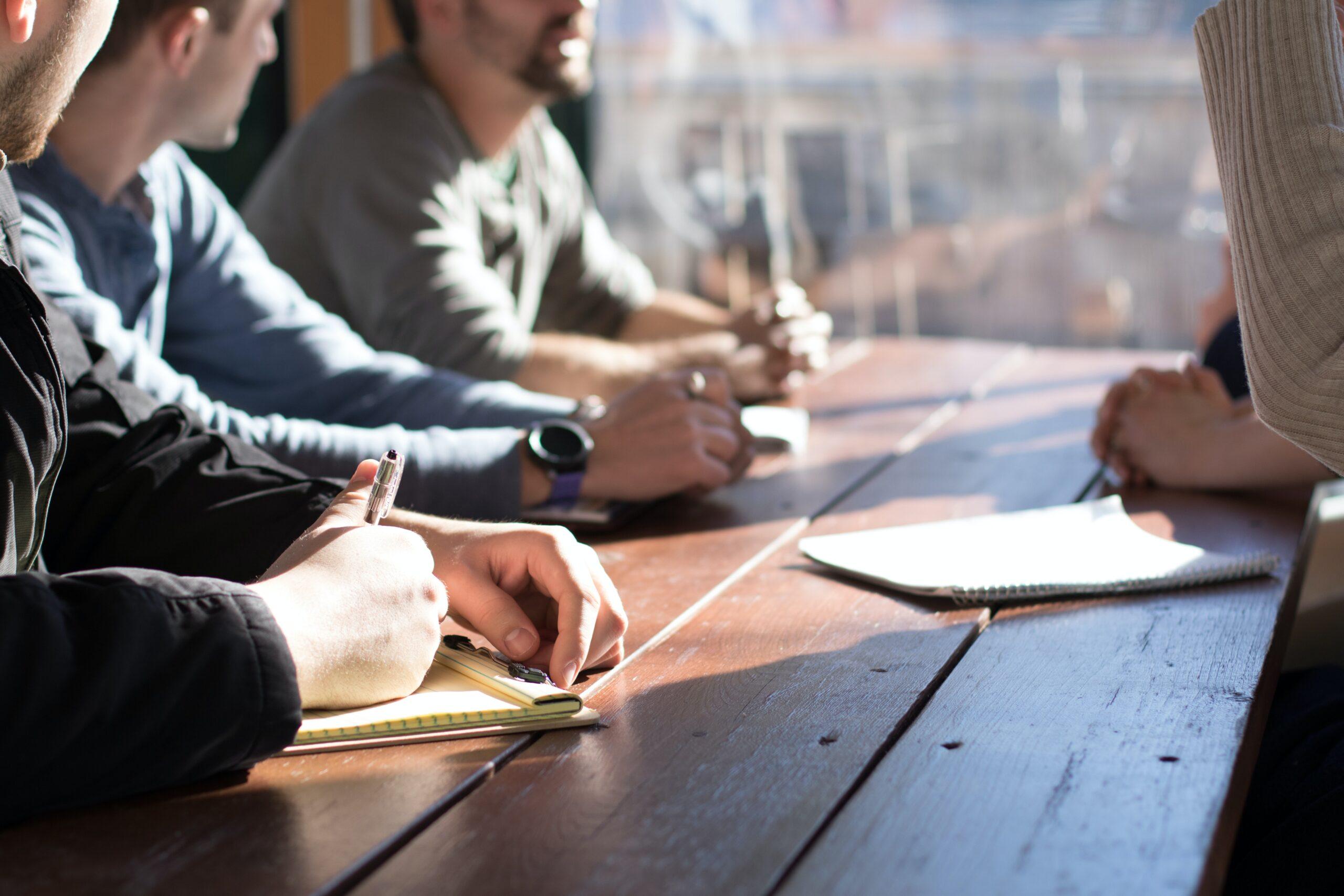 Diskusie s malými a strednými podnikateľmi